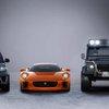 Jaguar x Land Rover Announce Partnership With 007 Spectre
