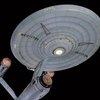 """A Feisty Capt. James T. Kirk Checks in on the Starship """"Enterprise"""""""