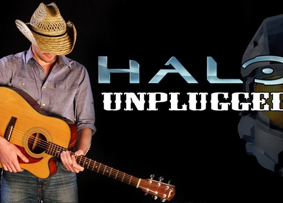 HALO THEME UNPLUGGED (Acoustic Cover) - YouTube