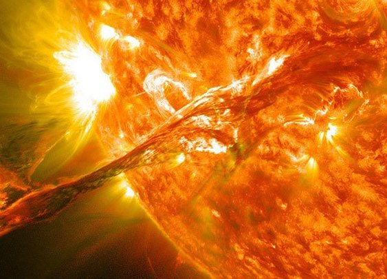 Five Years of  Staring Into the Sun   SDO: Fifth anniversary in space.