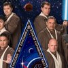Astronauts Dress As Jedi for Their Official Portrait