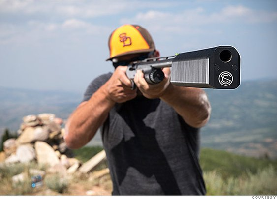 Buying a gun silencer just got a lot easier - Feb. 13, 2015