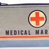 Medical Marijuana Pencil Case - 95% Recycled Post Consumer Material - Whimsical & Unique Gift Ideas for the Coolest Gift Givers