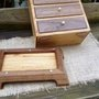 Jewelry Box with Secret Compartment   StashVault