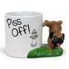 Piss Off! Mug by Big Mouth Toys - Whimsical & Unique Gift Ideas for the Coolest Gift Givers