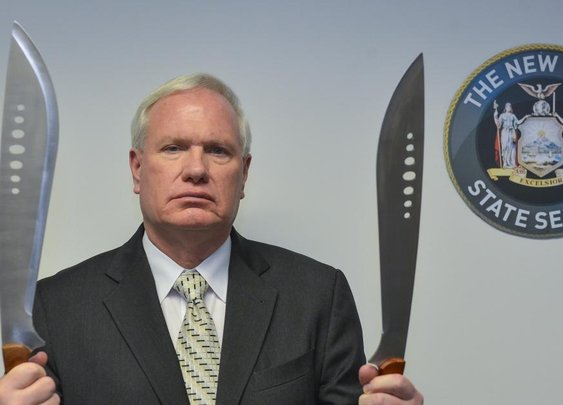 Senator wants to ban machete possession in NY