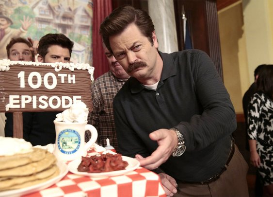 How 'Parks and Rec's' Ron Swanson Became the Unlikely Libertarian Hero of the Obama Era | The Daily Beast