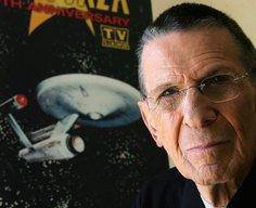 Leonard Nimoy of Star Trek dies at 83