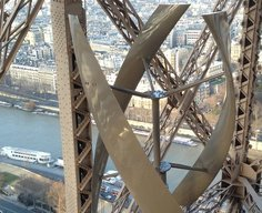 Eiffel tower embraces wind power   Environment   The Guardian