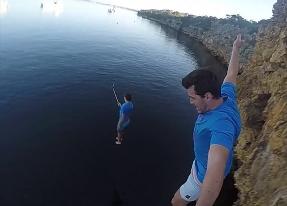 Trick Shots the Aussie Way - How Ridiculous