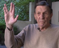 Live Long and Prosper: The Jewish Story Behind Spock, Leonard Nimoy's Star Trek Character - YouTube