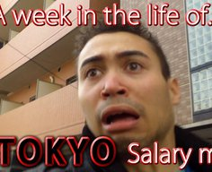 A week in the life of a Tokyo salary man - YouTube