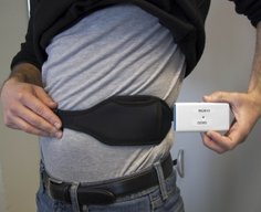 Portable system for real-time monitoring of Parkinson's patients undergoes testing