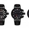 Louis Vuitton Tambour éVolution GMT In Black Watches