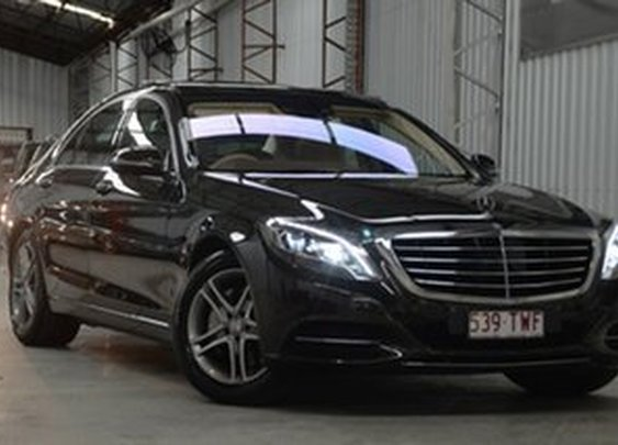 Used Mercedes-Benz S350 BlueTEC 7G-TRONIC + for sale in Fortitude Valley QLD | Carzoos | U9189
