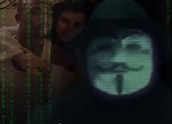 Anonymous Sends a Creepy Message to Kanye West | Complex