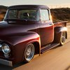 Bodie Stroud's 1956 Ford F-100 Restomod Offers Timeless Lines, Modern Tech