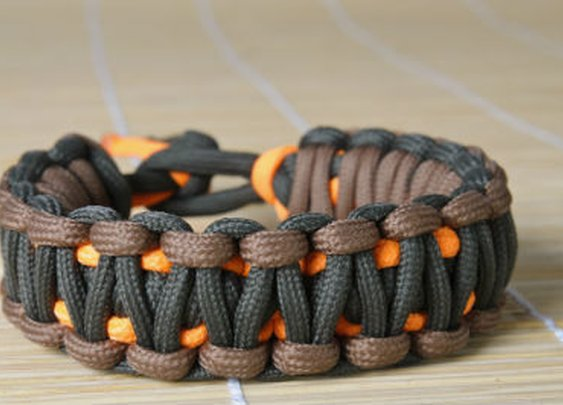 Paracord and Knots for Camping, Bushcraft, Survival