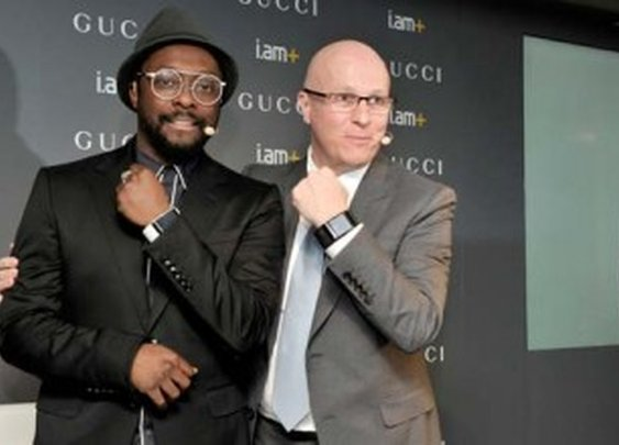 Gucci & will.i.am Announce i.am+ Luxury Smartband
