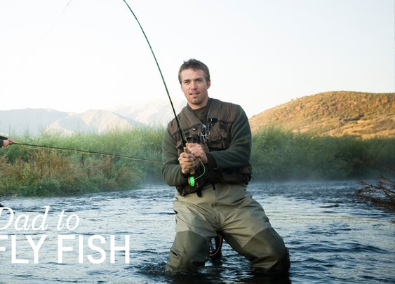 Fly fishing how to start postfly box gentlemint for Learning to fly fish