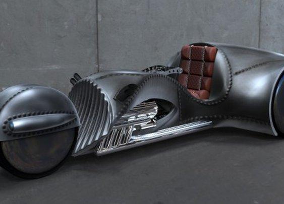 William Shatner-designed Rivet motorcycle is set to stun