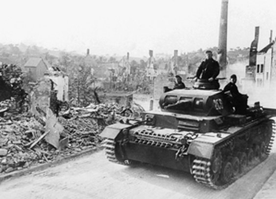 World War II: Axis Invasions and the Fall of France — In Focus — The Atlantic