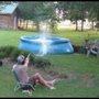 S&W 500 Magnum vs Swimming Pool