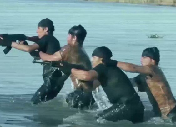 ISIS Navy SEAL-Style Commandos 'Made Me Laugh', Says U.S. Veteran