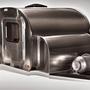 High Camp teardrop trailers wrap fine woodwork with aluminum skin