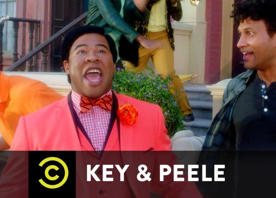 Uncensored - Key & Peele - Negrotown - YouTube