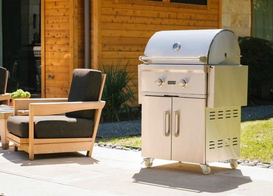"Father's Day Grill Giveaway - Coyote CCX2 ""Grill in a Box"" #CoyoteLove"