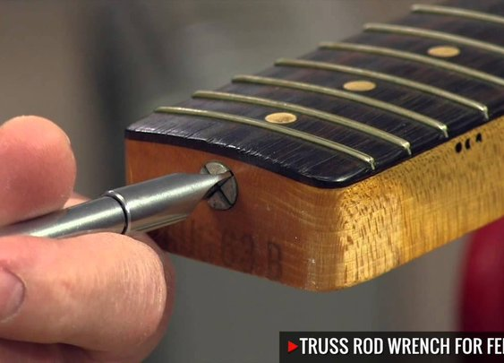 Dismantling and Authenticating a Historic Telecaster - YouTube