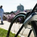 Linka makes bike security easier by unlocking automatically