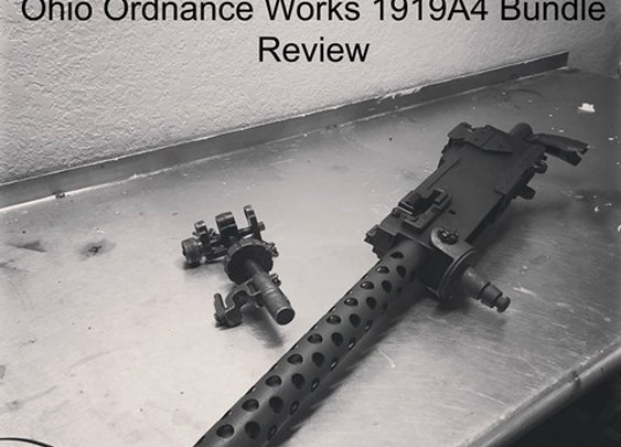 Ohio Ordnance Works 1919A4 Bundle Review - Gears of Guns
