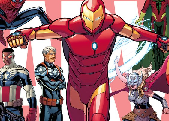 Marvel Comics' reboot will bring all-new characters, No. 1s across the board