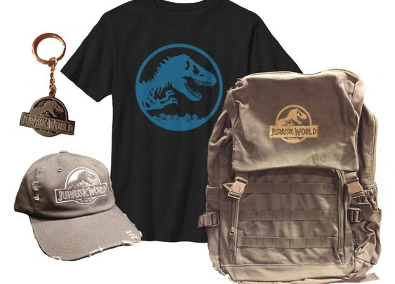 #JurassicWorld Prize Pack Giveaway – Get Your Jurassic World Gear!! #TeamJurassic | Chasing Supermom