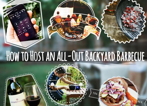 How to Host an All-Out Backyard Barbecue, Part I: The Plan | Man Made DIY |