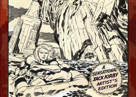 Is Kamandi Jack Kirby's Most Beloved Creation? - Bleeding Cool Comic Book, Movie, TV News