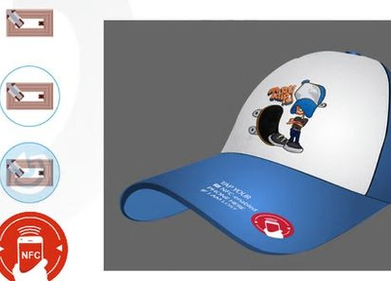 Tappy NFC hats aim to help reunite lost kids with parents