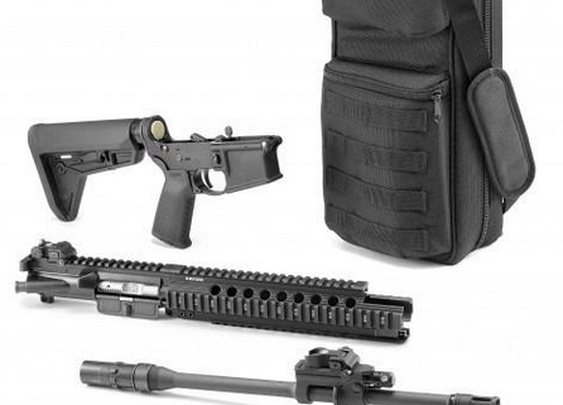 First Look: The Ruger SR-556 Takedown - Loaded Pocketz