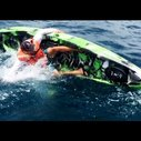 Shark Capsizes Boat: Angler Swims For Life Then Catches Shark