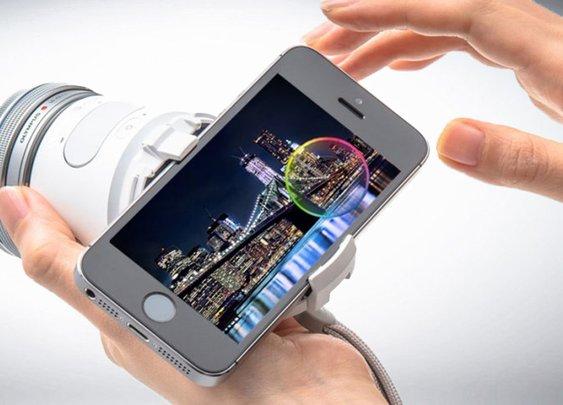 Olympus AIR A01 Smartphone Camera