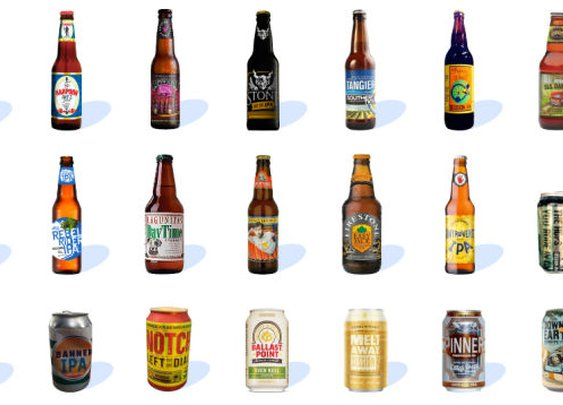 21 Session IPAs, Ranked