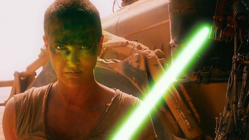 'Road Wars – The Imperator Strikes Back', A Brilliant Mashup of 'Mad Max: Fury Road' and 'Star Wars'