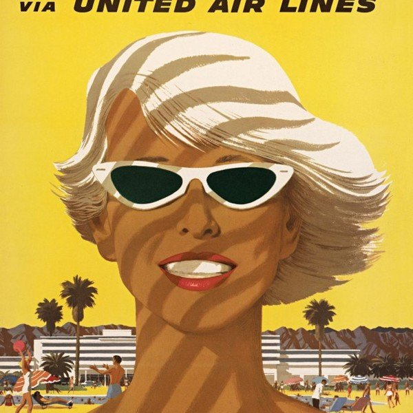 These 9 Airline Posters Will Take You Straight Back to 1950