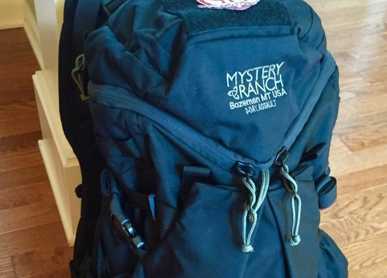 First Look: Mystery Ranch Three Day Assault Pack - Loaded Pocketz