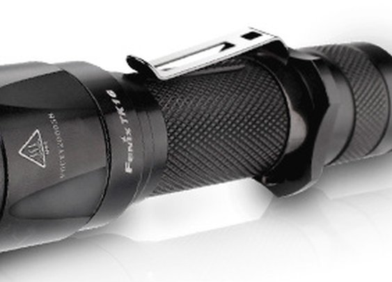 Fenix TK16 1000 lumen dual tactical tail switch flashlight - Tactical Flashlights and Everyday Carry