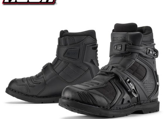 Icon Field Armor 2 Boots