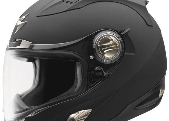 Scorpion EXO-1000 Full Face Helmet - Matte Black