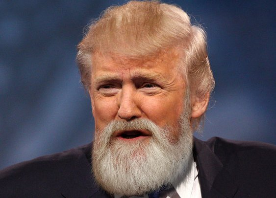 What Would 2016 U.S. Presidential Candidates Look Like With Beards